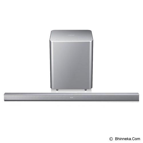 SAMSUNG Wireless Audio Soundbar 2.1ch [HW-H551] - Home Theater System